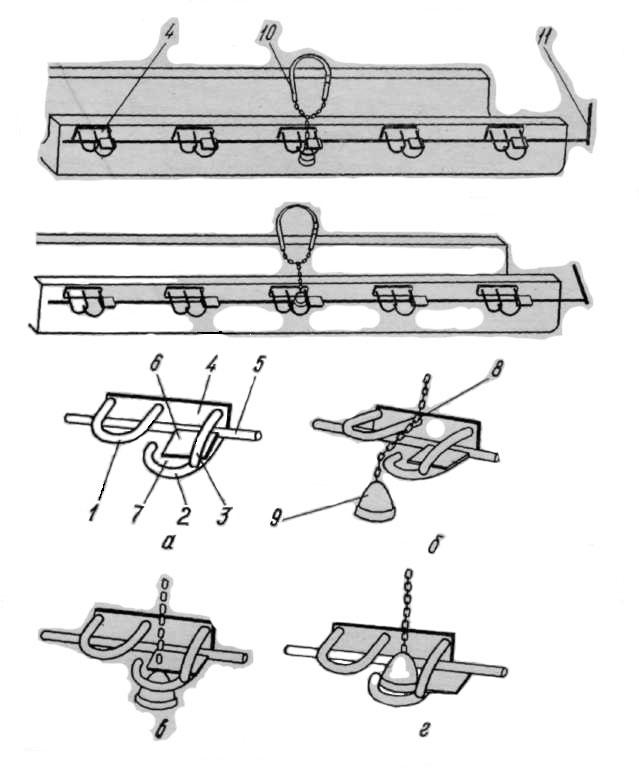 Сборное стойловое оборудование с автоматической привязью ОСП-Ф-26