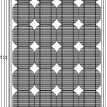 Стационарный солнечный модуль 124Л