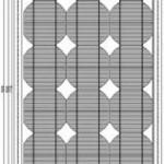 Стационарный солнечный модуль 122К