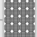 Стационарный солнечный модуль 124К