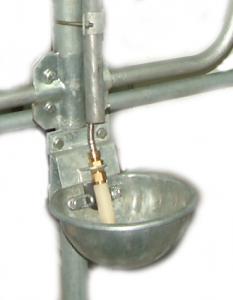 Автопоилка чашечная АП-1М 2