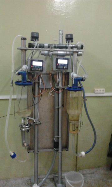 Системы группового учёта молока на доильных установках с молокопроводом СУМ-50МП, СУМ-100МП, СУМ-200МП