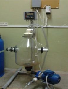 Программируемый регистратор суммарного надоя молока (РСН-1П)