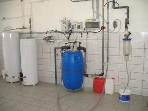 Автомат промывки молочных линий доильных установок АП-4М