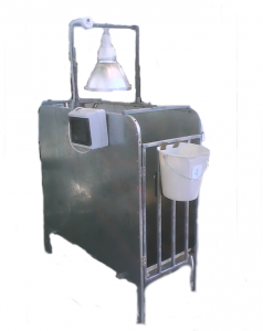 Комплект оборудования для содержания и выпойки телят профилакторного периода 1