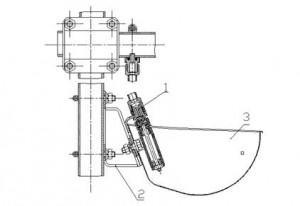 Автопоилка чашечная АП-1М 1